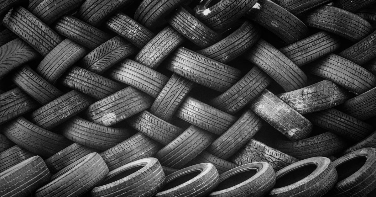 Latex Rubber Tyres