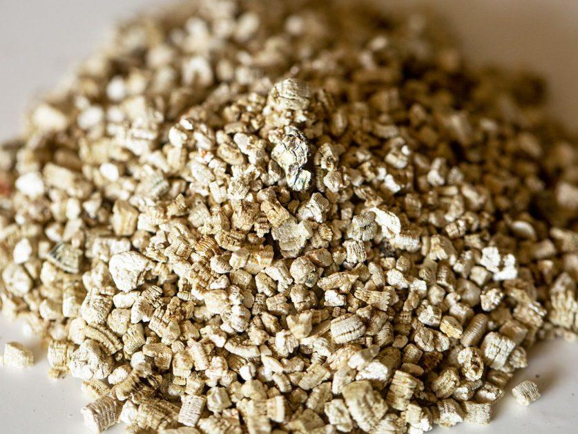 Biodegradable Vermiculite