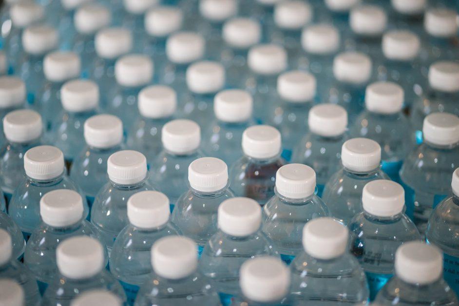 rPET Plastic Bottles